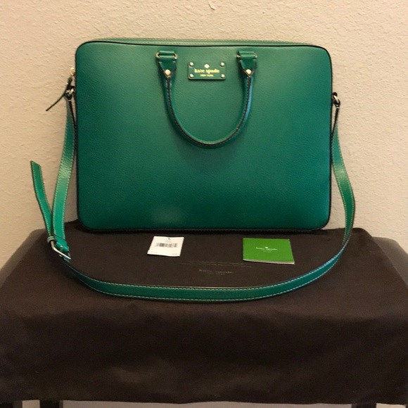 size 40 ccc1f 00040 Kate Spade- Tanner Wellesley Laptop bag